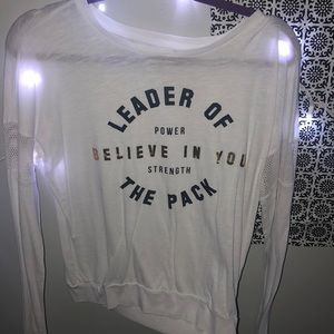 Forever 21 Long Sleeve Graphic T-shirt